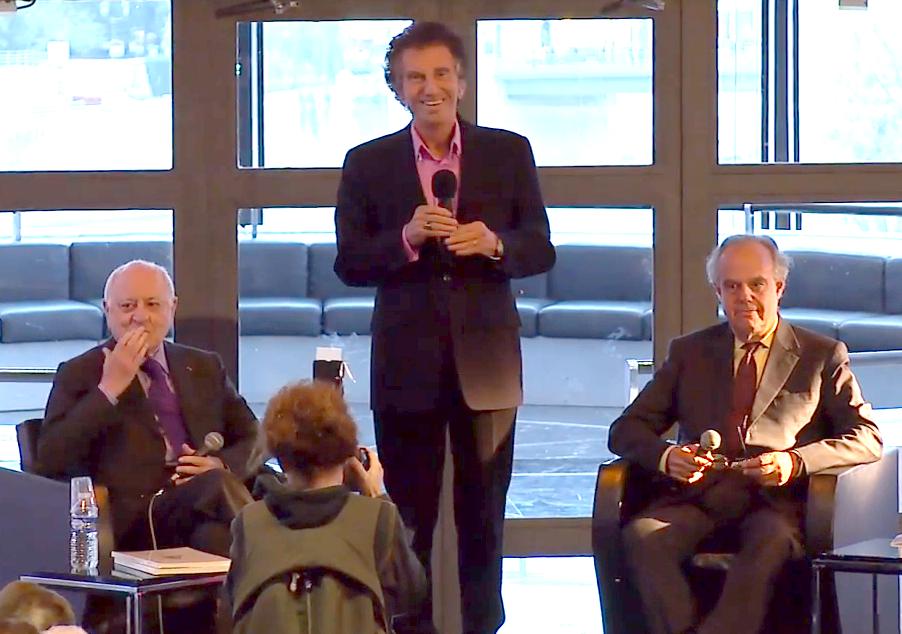 Scandale : Jack Lang et Frédéric Mitterrand célèbrent Pierre Bergé à l'Institut du monde arabe