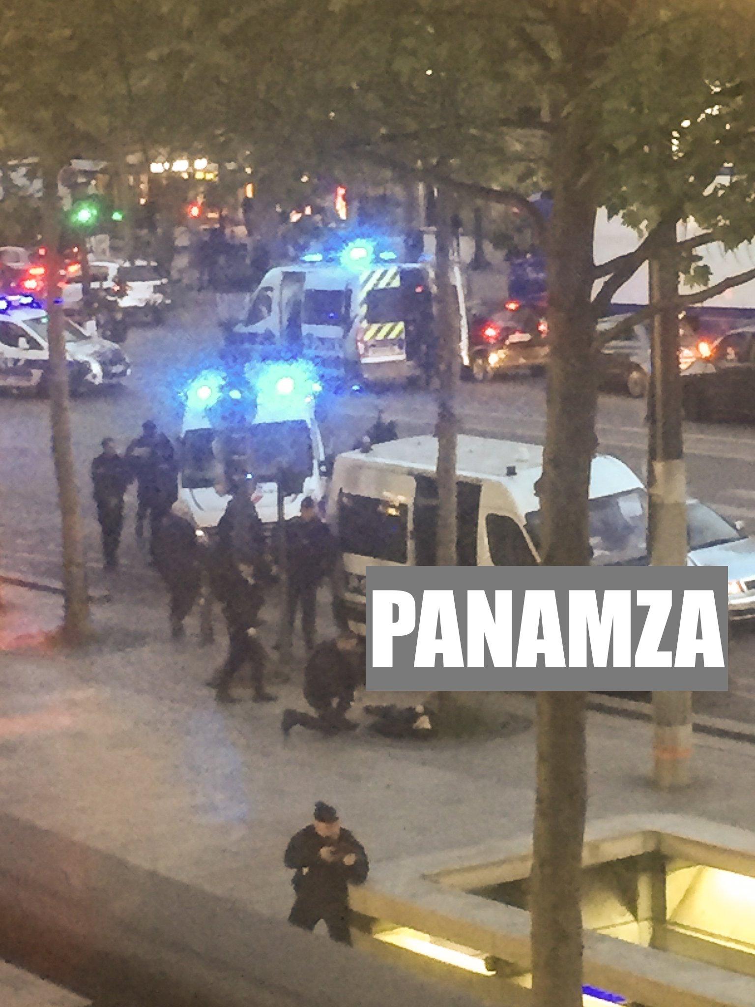 Champs-Élysées : la vidéo intégrale de l'attaque provient d'un ami de Trump et Netanyahou