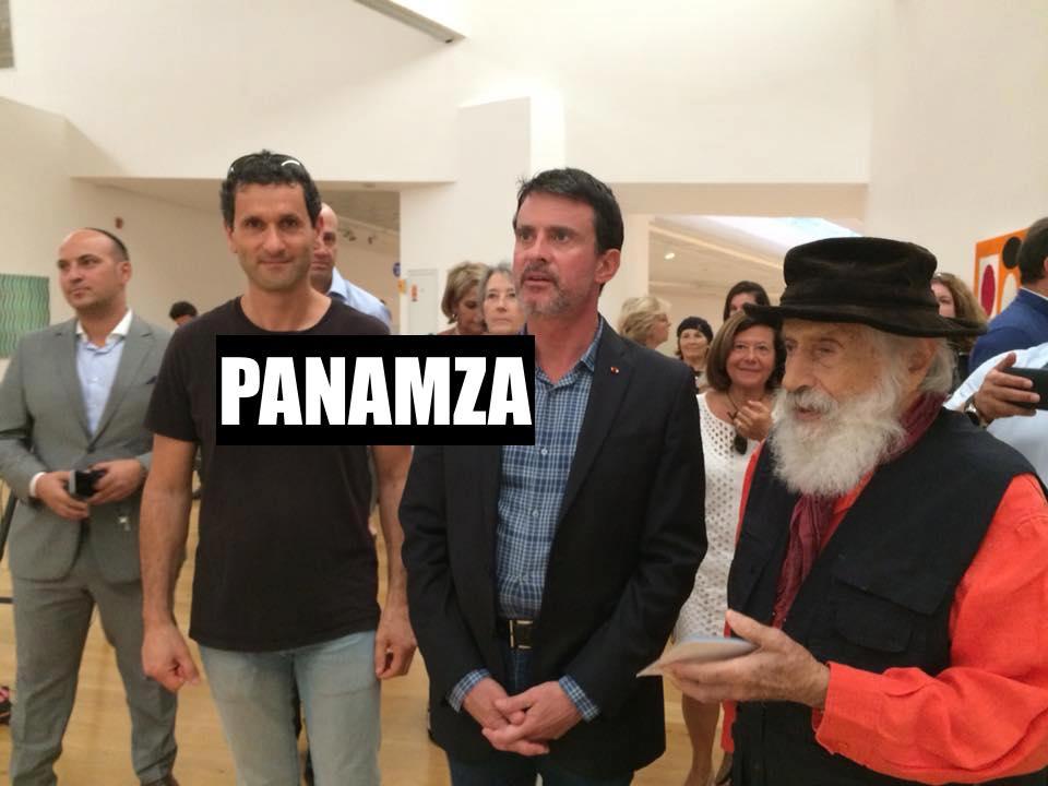 7ème convocation policière pour Panamza