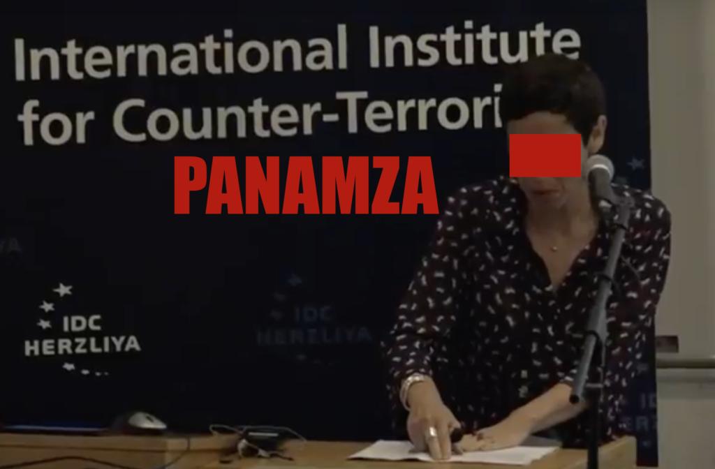 Grillée : voici l'espionne du Mossad déguisée en «chercheuse»
