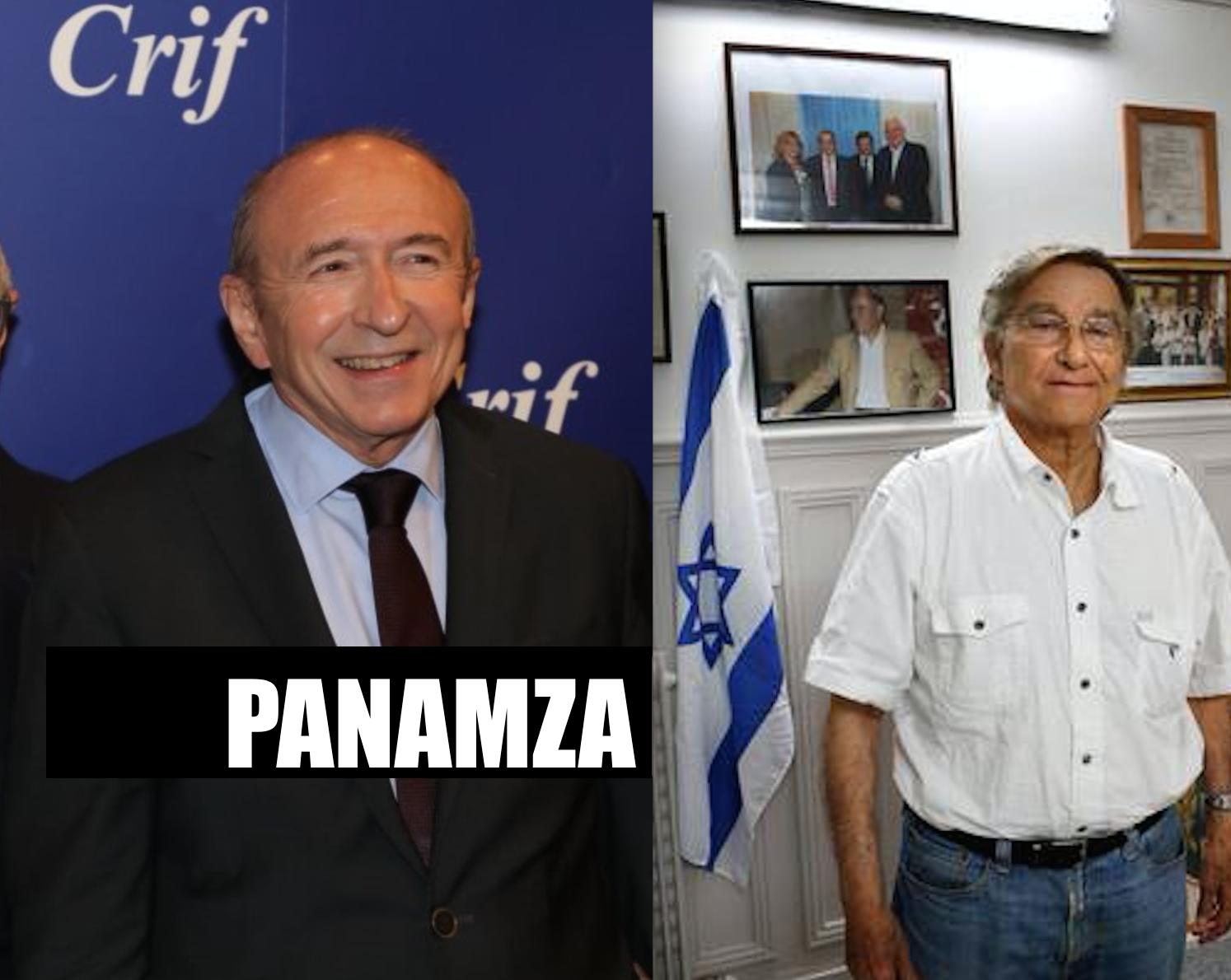 Cambriolage «antisémite» : la victime présumée est un vieil ami du ministre de l'Intérieur