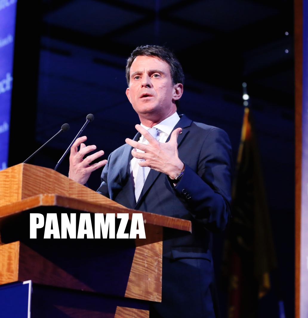 Récompensé par un lobby sioniste, Valls ne veut pas que cela se sache