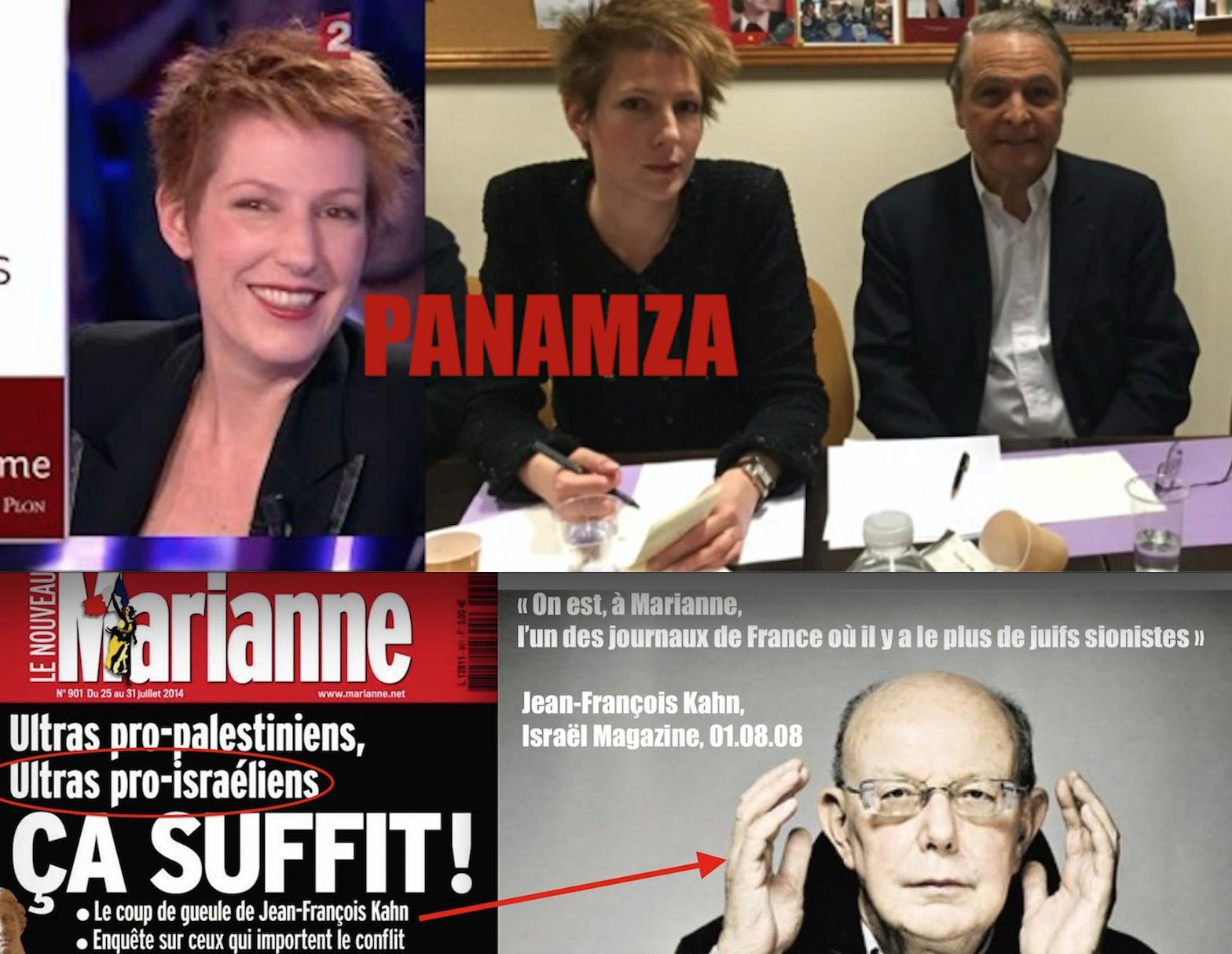 Natacha Polony, Marianne du Crif