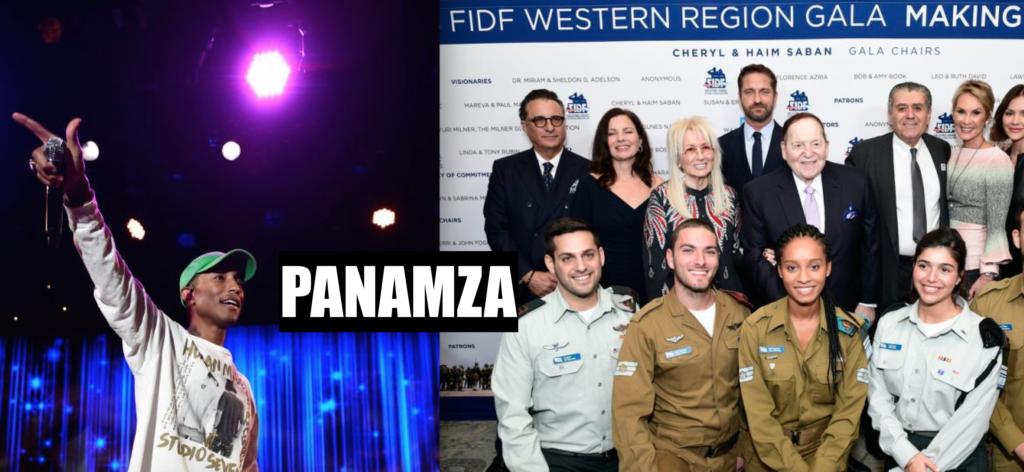 «Happy»: Pharell Williams célèbre Israël et lève des fonds pour Tsahal