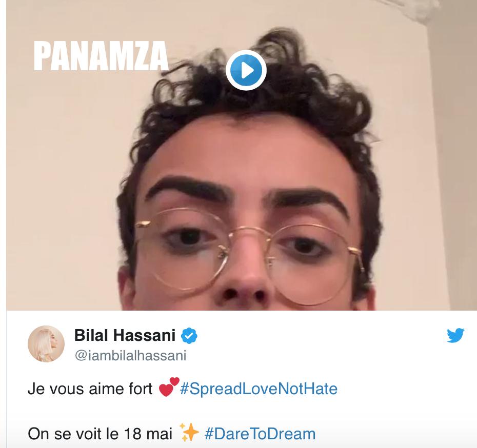 Carnage à Gaza : Bilal dément avoir critiqué Israël