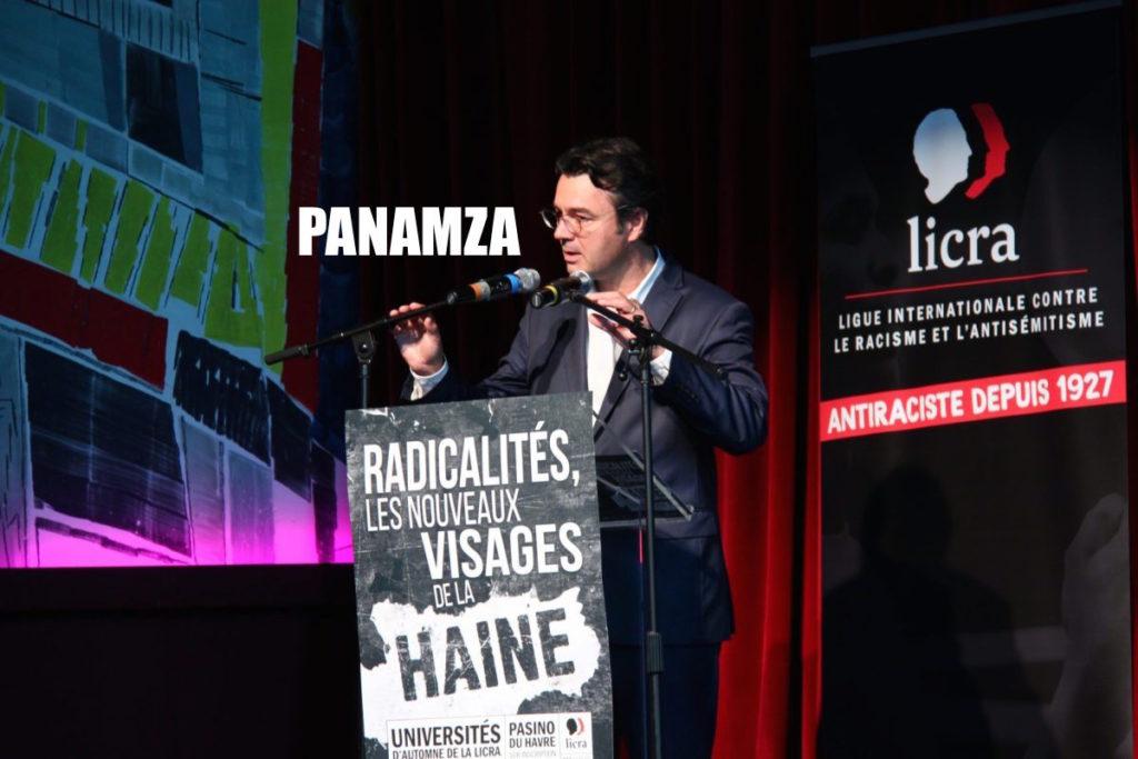 Paranoïa : la Licra attaque Panamza pour piratage