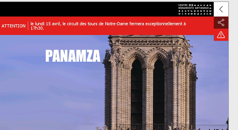 Notre-Dame : les tours étaient «exceptionnellement» fermées