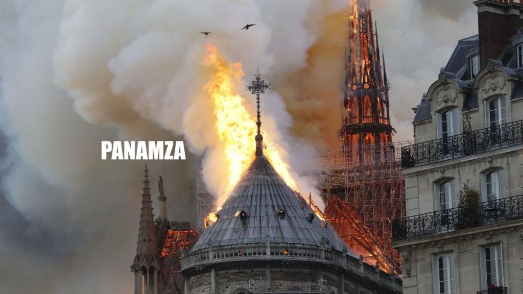 Notre-Dame : 7 témoins ont entendu une «forte explosion»