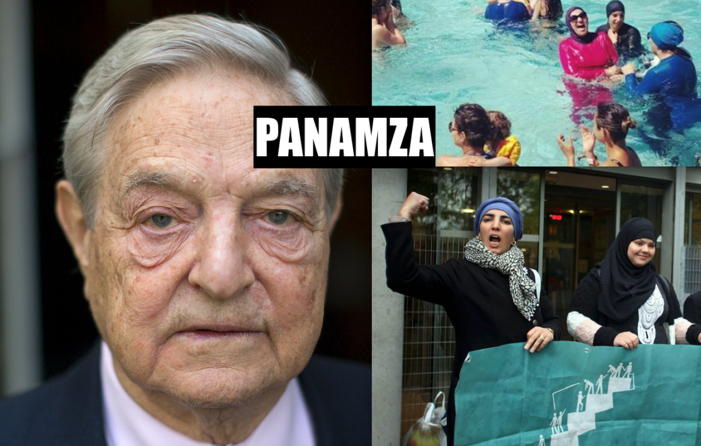 Devinez qui finance l'opération burkini? Soros