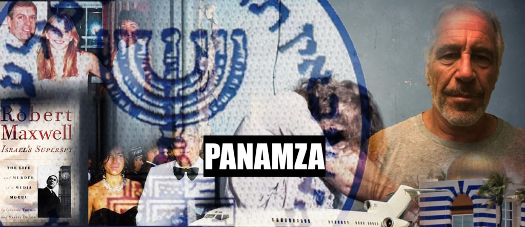 Panamza avait raison : Epstein sert le Mossad