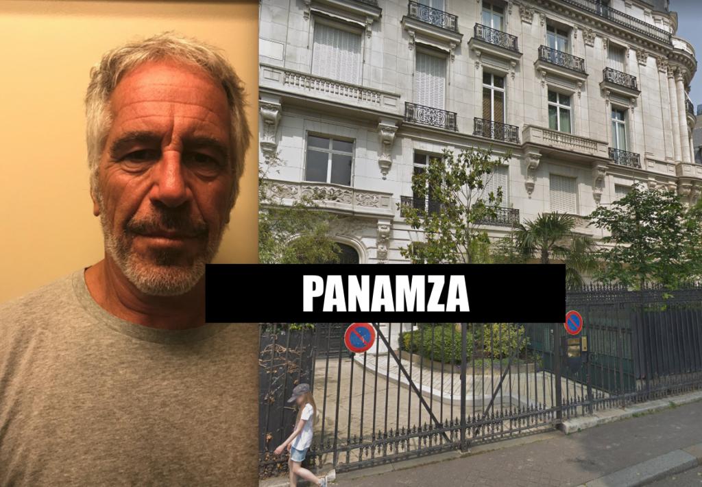 Le pédophile sioniste Epstein vivait à Paris : la presse et la justice font profil bas