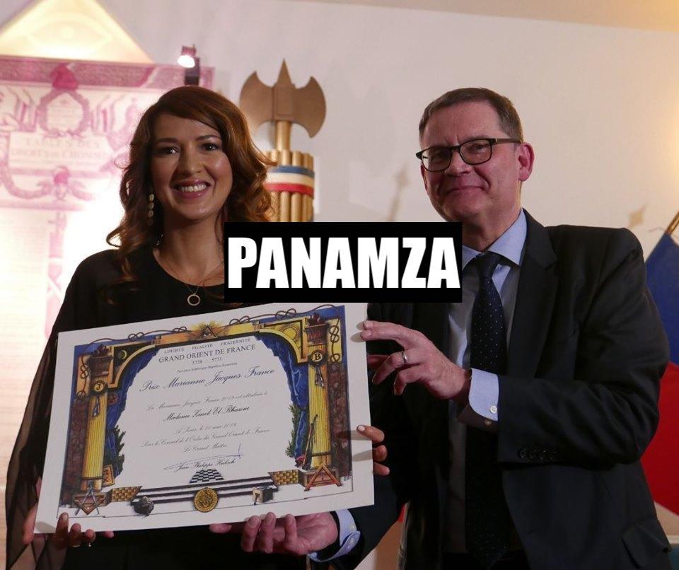 Haine de l'islam : des franc-maçons récompensent El Rhazoui