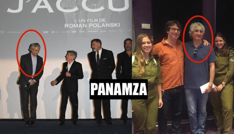 Devinez qui produit le film de Polanski ? Un militant d'Israël