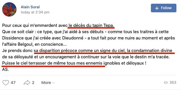 """Résultat de recherche d'images pour """"alain soral et tepa"""""""