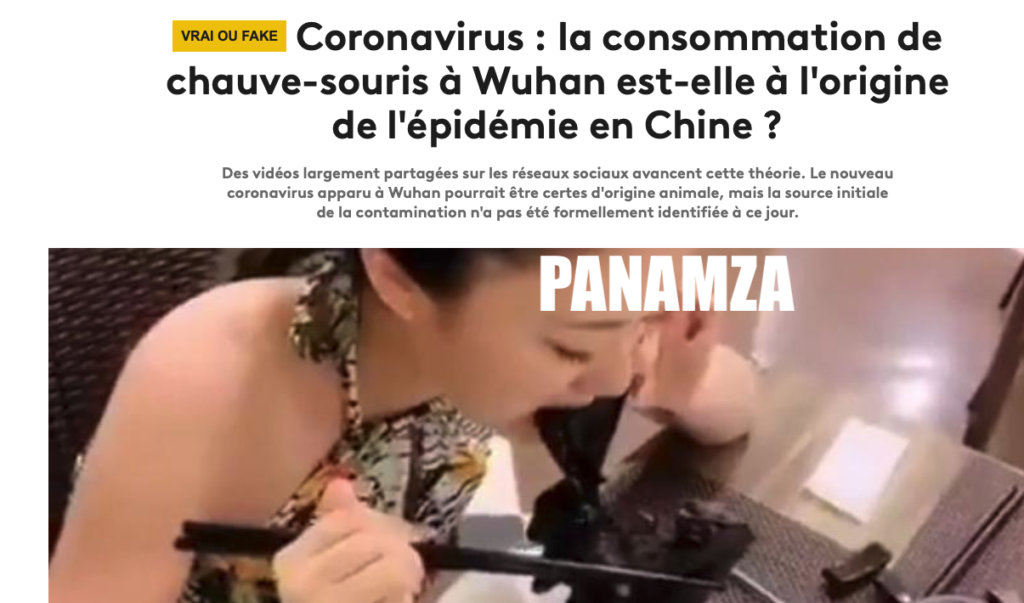 Origine du coronavirus : Franceinfo vous cache l'existence d'un labo franco-chinois