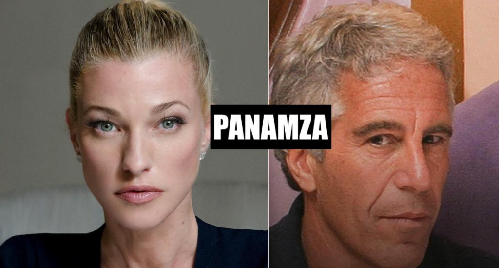 Liée à Tsahal, une amie d'Epstein menace Panamza
