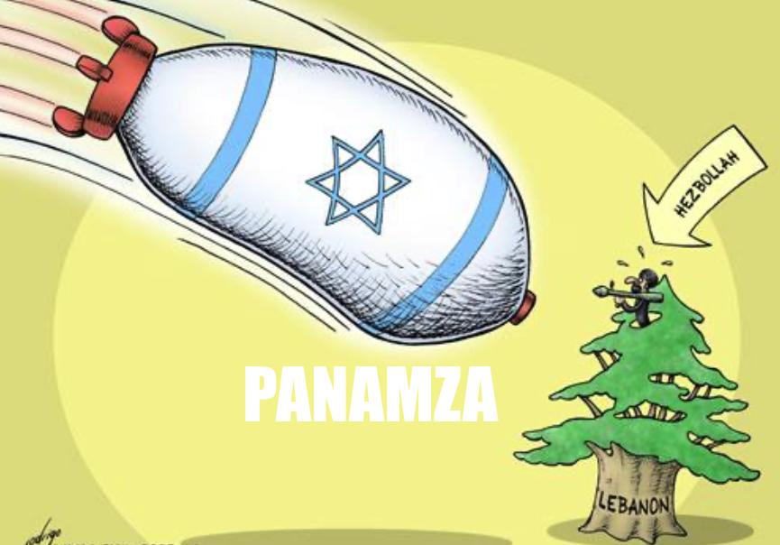 5 jours avant l'explosion, Israël menaçait de «bombarder les infrastructures libanaises»