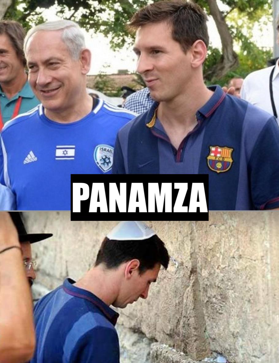 Lionel Messi, serviteur du business israélien