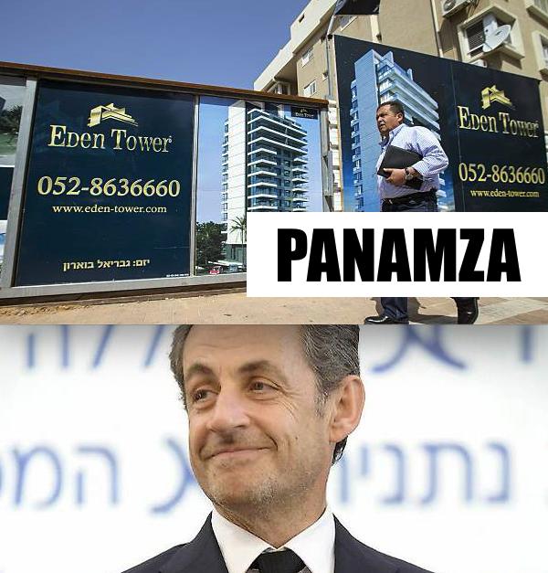 Sarkozy a usurpé l'identité d'un Franco-Israélien proche de la droite sarkozyste