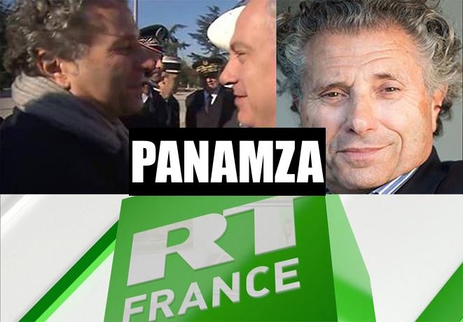RT France : la voix de son maître