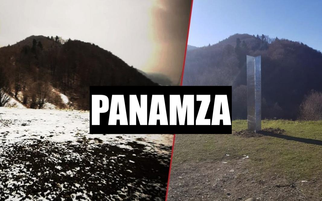 « Lumières étranges » : le monolithe de Roumanie a disparu